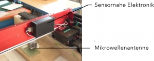 Vorschaltgerät FVG für MAUS-System zur Materialprüfung