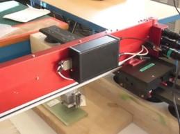 Vorschaltgerät FVG für Materialprüfung